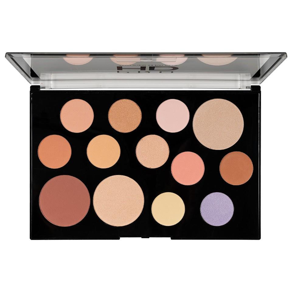 Paleta Iluminator & Contur MakeUp Revolution HD Palette imagine