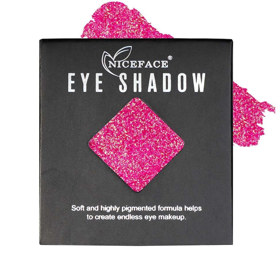 Sclipici ochi pulbere compacta NiceFace Precious Glam #26 pensulemachiaj.ro