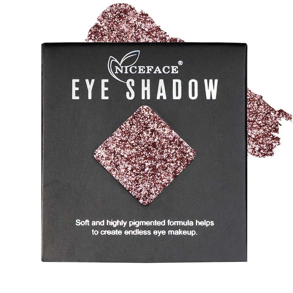 Sclipici ochi pulbere compacta NiceFace Precious Glam #41 poza