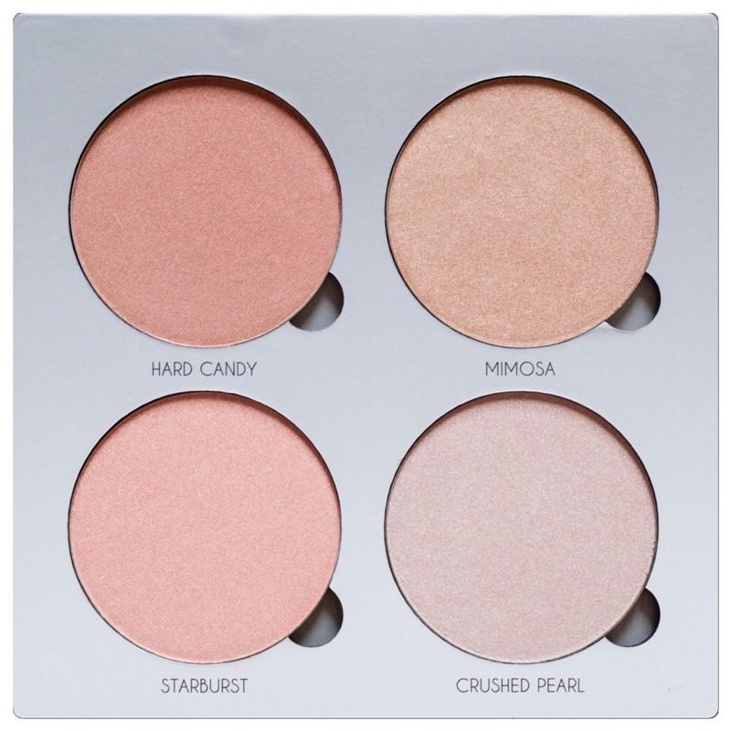 Trusa Blush & Bronzer 4 culori - Gleam Glow Kit