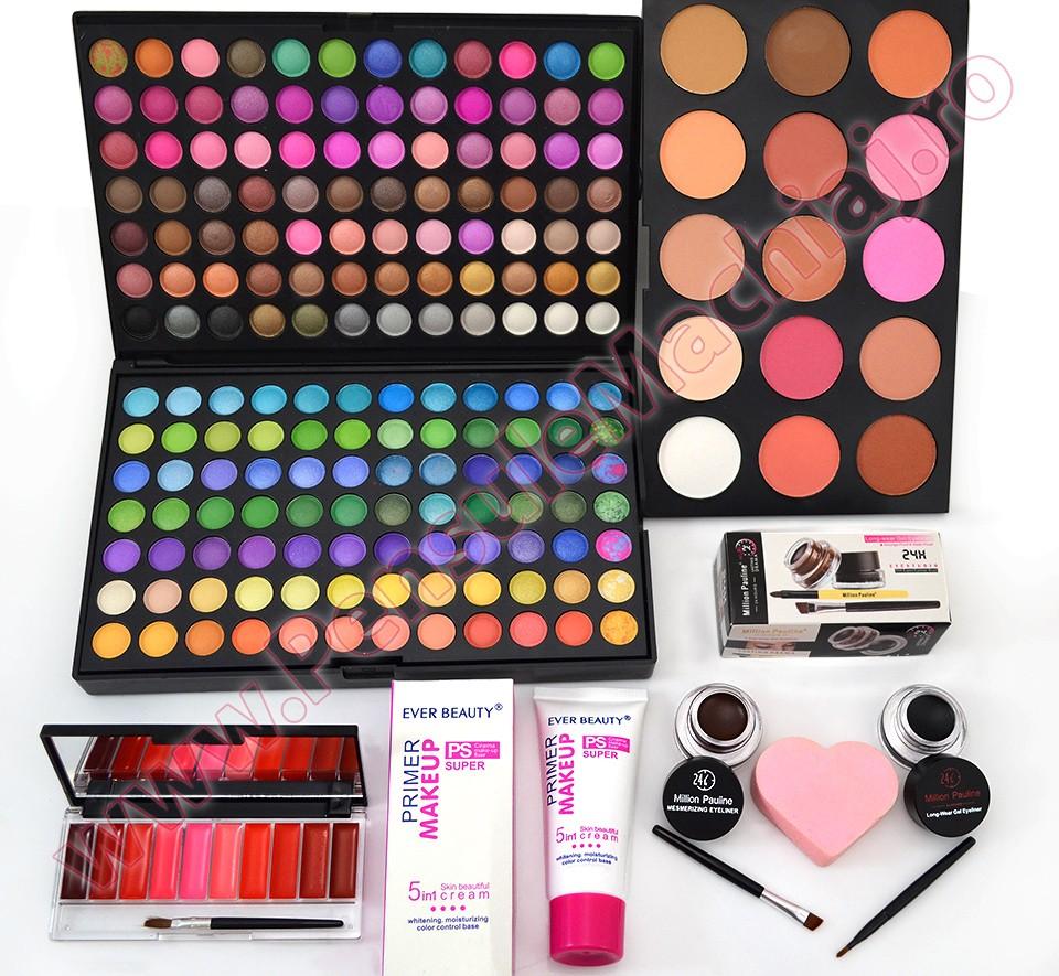 Set Machiaj Pink Dream + CADOU