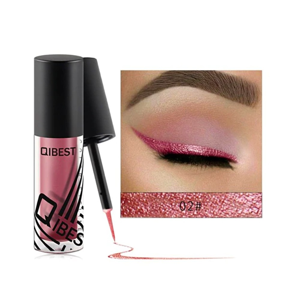 Eyeliner Colorat Qibest #02 Spinel