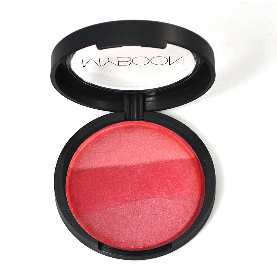 Fard obraz Classic Velvet Three Color Blush #02 imagine