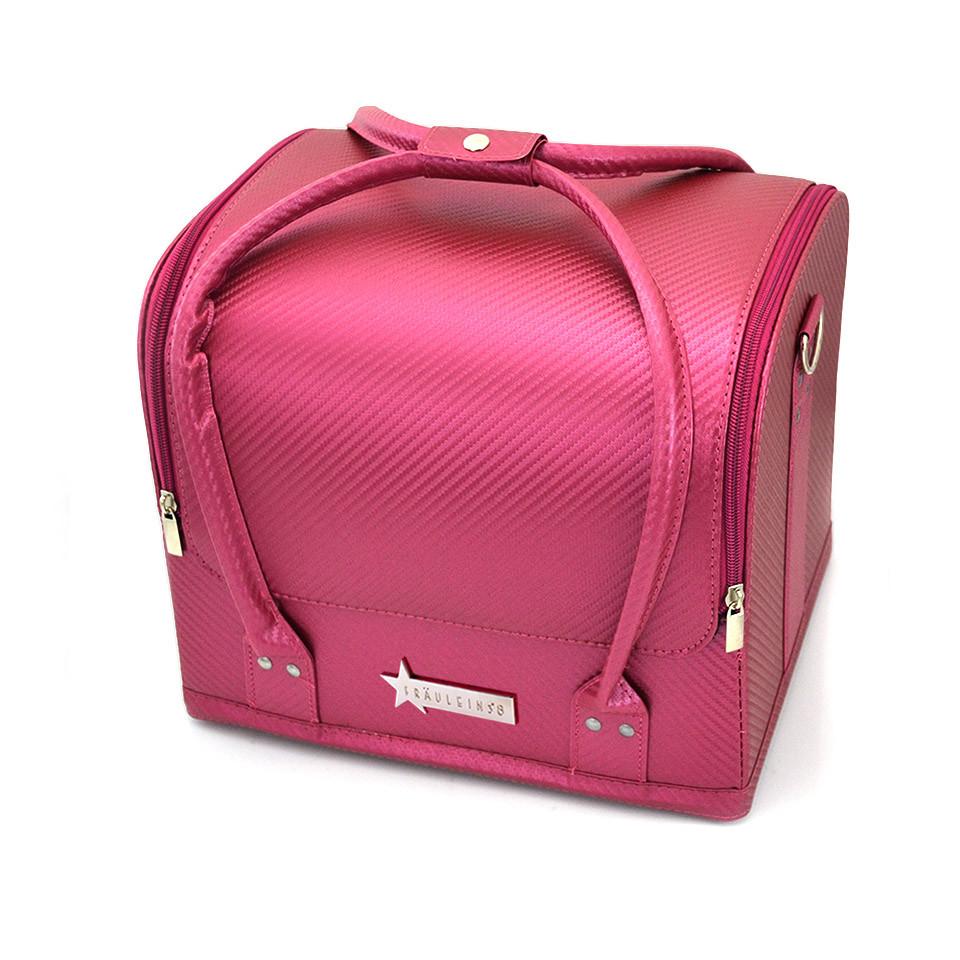 Geanta Produse Cosmetice Fraulein38, Pink Pattern imagine produs