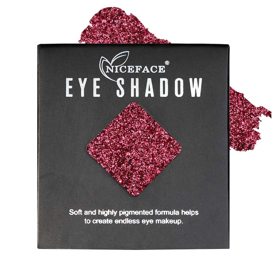 Sclipici ochi pulbere compacta NiceFace Precious Glam #22 poza