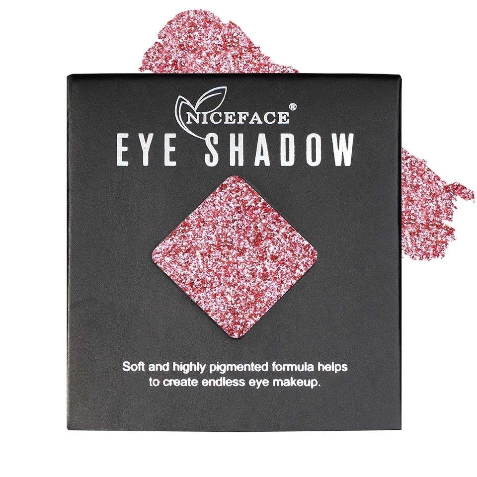 Sclipici ochi pulbere compacta NiceFace Precious Glam #27 pensulemachiaj.ro