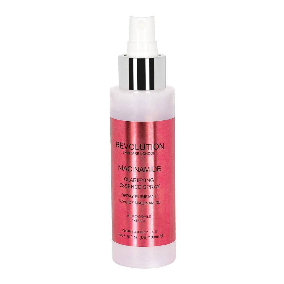 Spray Hidratant Inainte de Machiaj MakeUp Revolution Niacinamide Essence, 100ml imagine