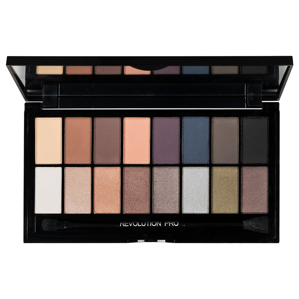Trusa Farduri MakeUp Revolution Iconic Pro 2 Palette imagine produs