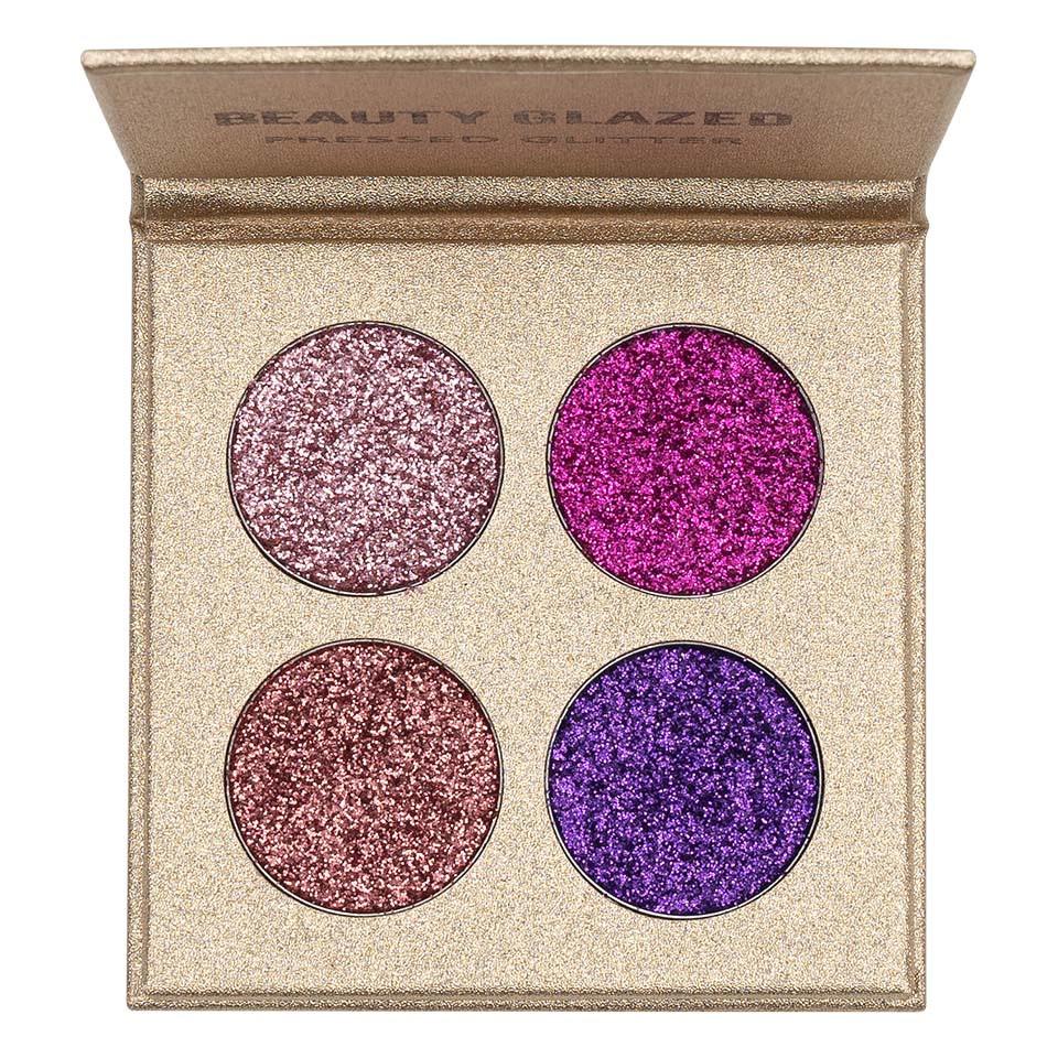 Trusa Glitter Ochi Pulbere Beauty Glazed Amethyst Stars poza