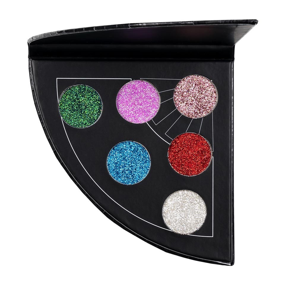 Trusa Glitter UCANBE #02 Excentric poza