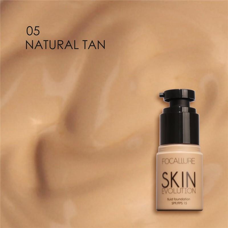 Fond de Ten Skin Evolution - Natural Tan FOCALLURE