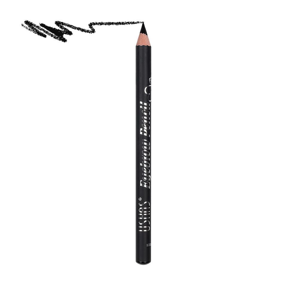 Creion Sprancene cu perie Ushas #01 pensulemachiaj.ro
