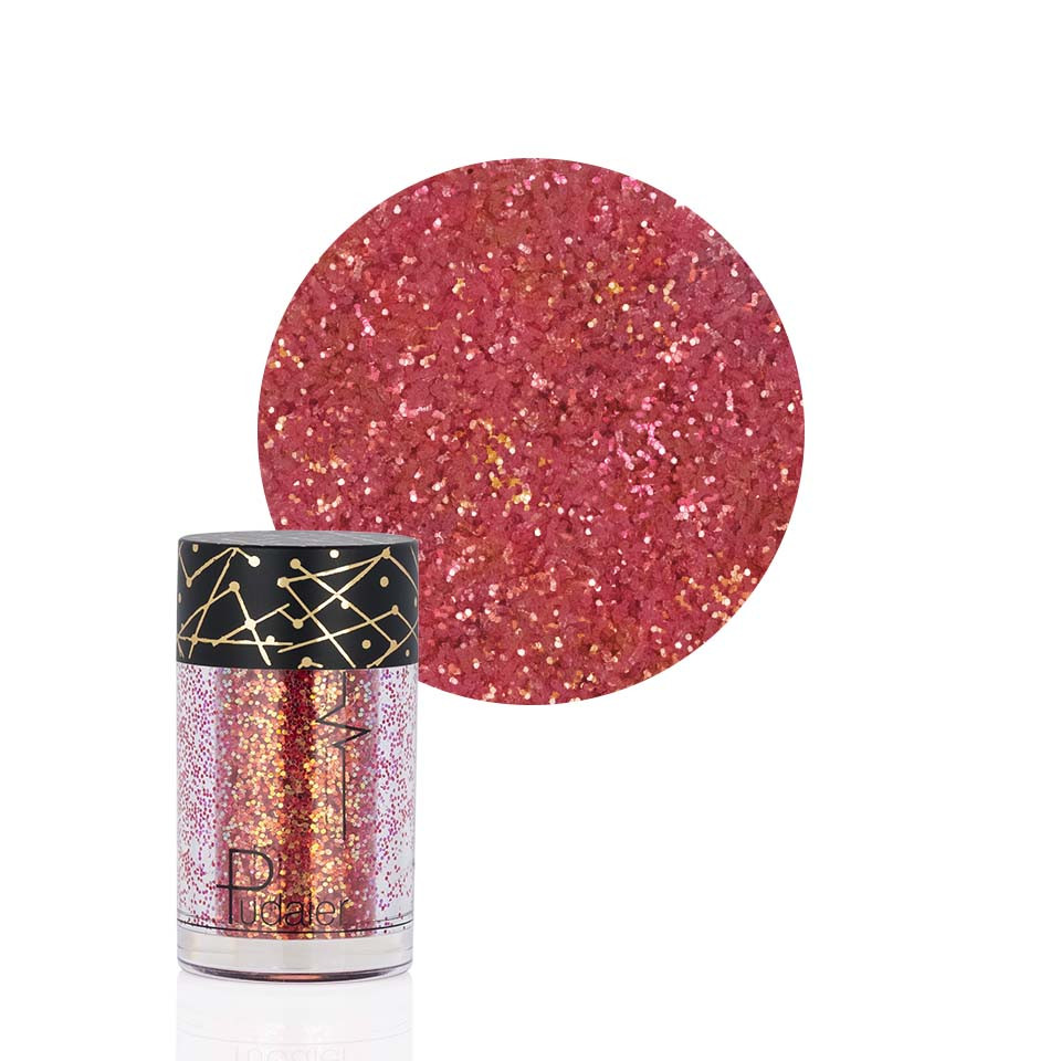 Glitter ochi Pudaier Glamorous Diamonds #17 poza