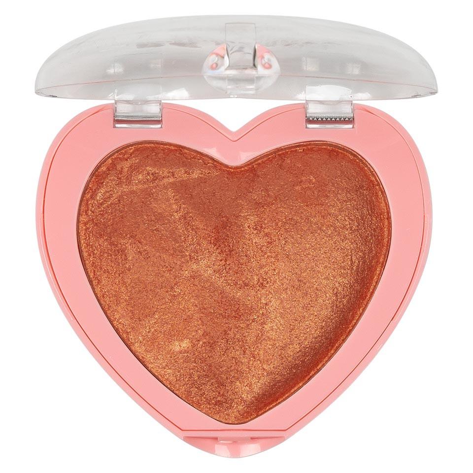 Iluminator pudra Kiss beauty Be Pretty Baked #04 pensulemachiaj.ro