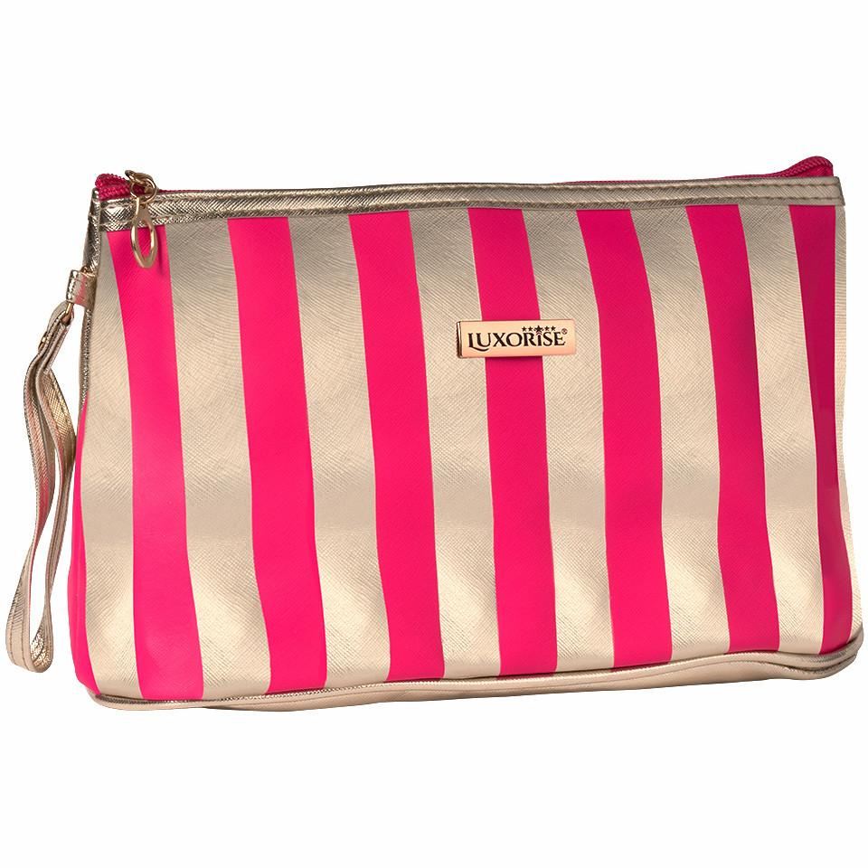 Portfard Travel Pink & Gold LUXORISE, Elite imagine produs