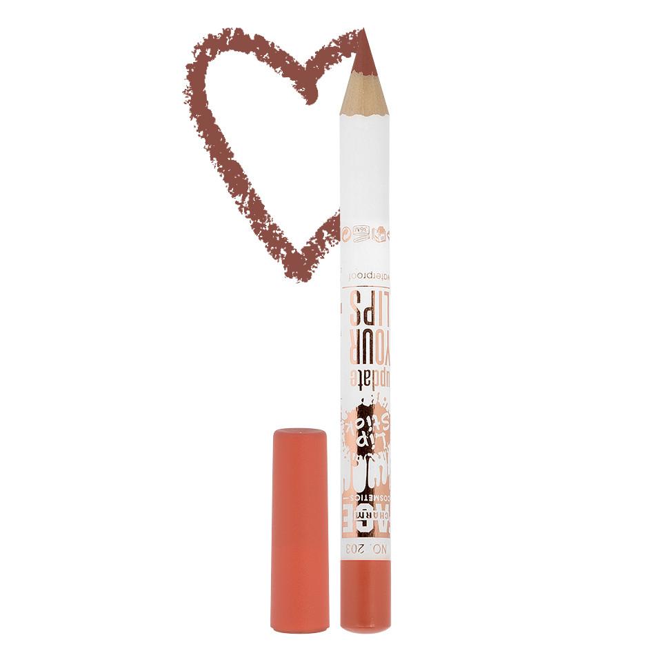 Ruj Creion Face Charm Cosmetics #203 pensulemachiaj.ro