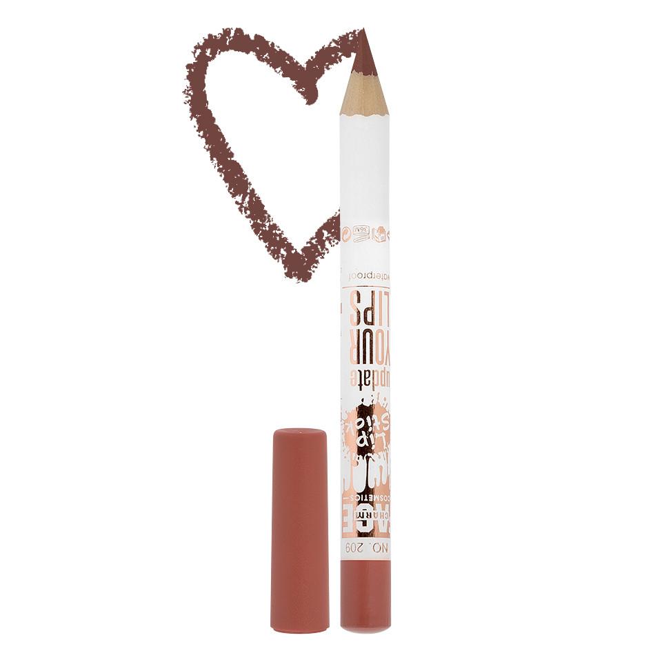Ruj Creion Face Charm Cosmetics #209 pensulemachiaj.ro