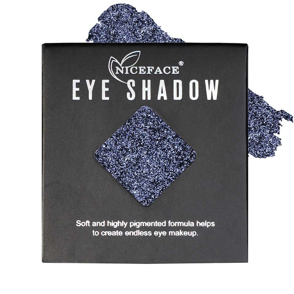 Sclipici ochi pulbere compacta NiceFace Precious Glam #37 poza