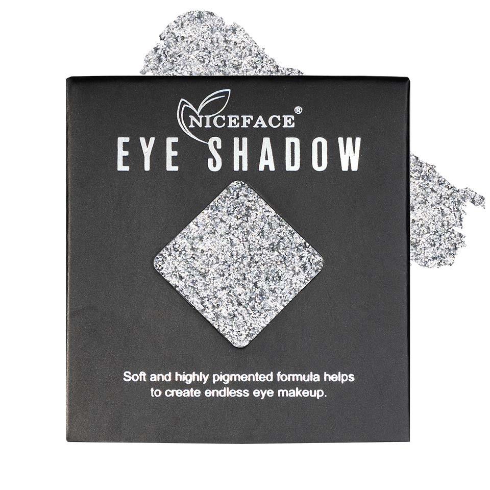 Sclipici ochi pulbere compacta NiceFace Precious Glam #42 poza