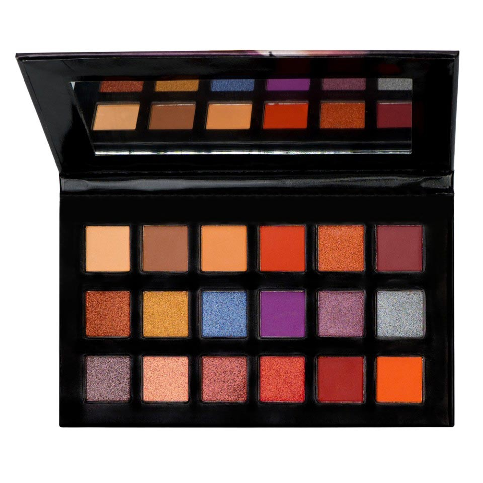 Trusa Farduri Mate Sidefate si Metalice Desert Fashion Eyeshadow Palette imagine produs