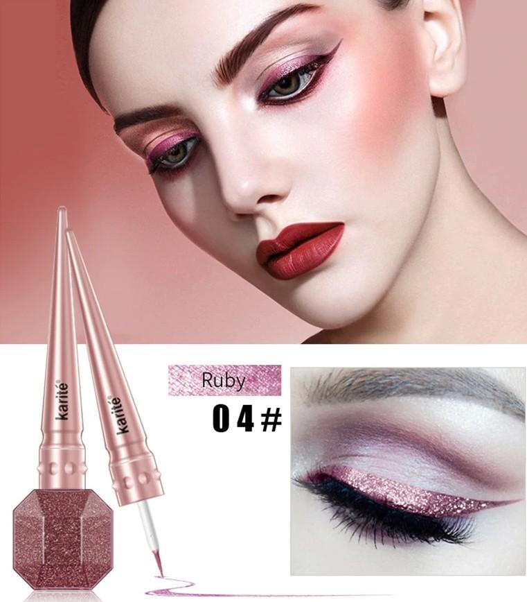 Eyeliner Colorat Karite #04 Ruby