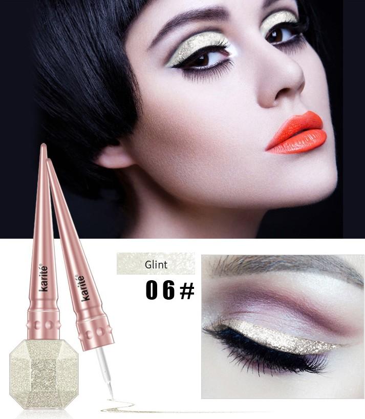 Eyeliner Colorat Karite #06 Glint