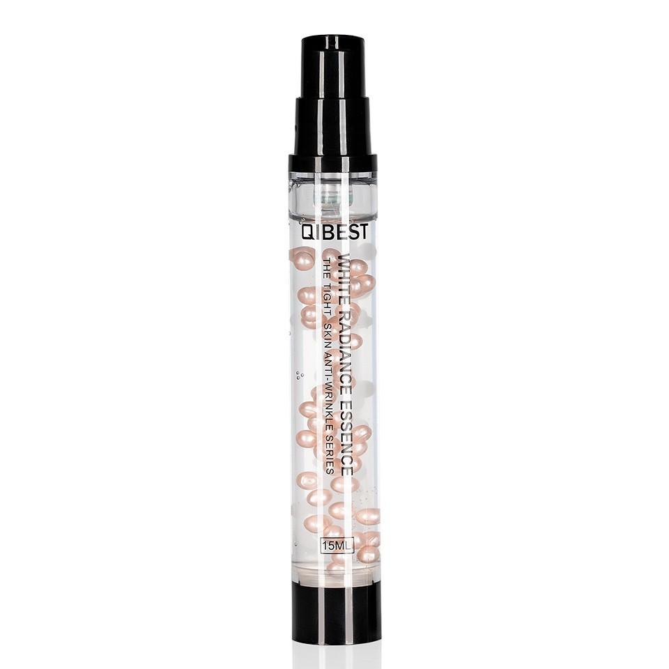 Baza de machiaj matifianta si iluminator Pearl Infusion #01, 15ml pensulemachiaj.ro
