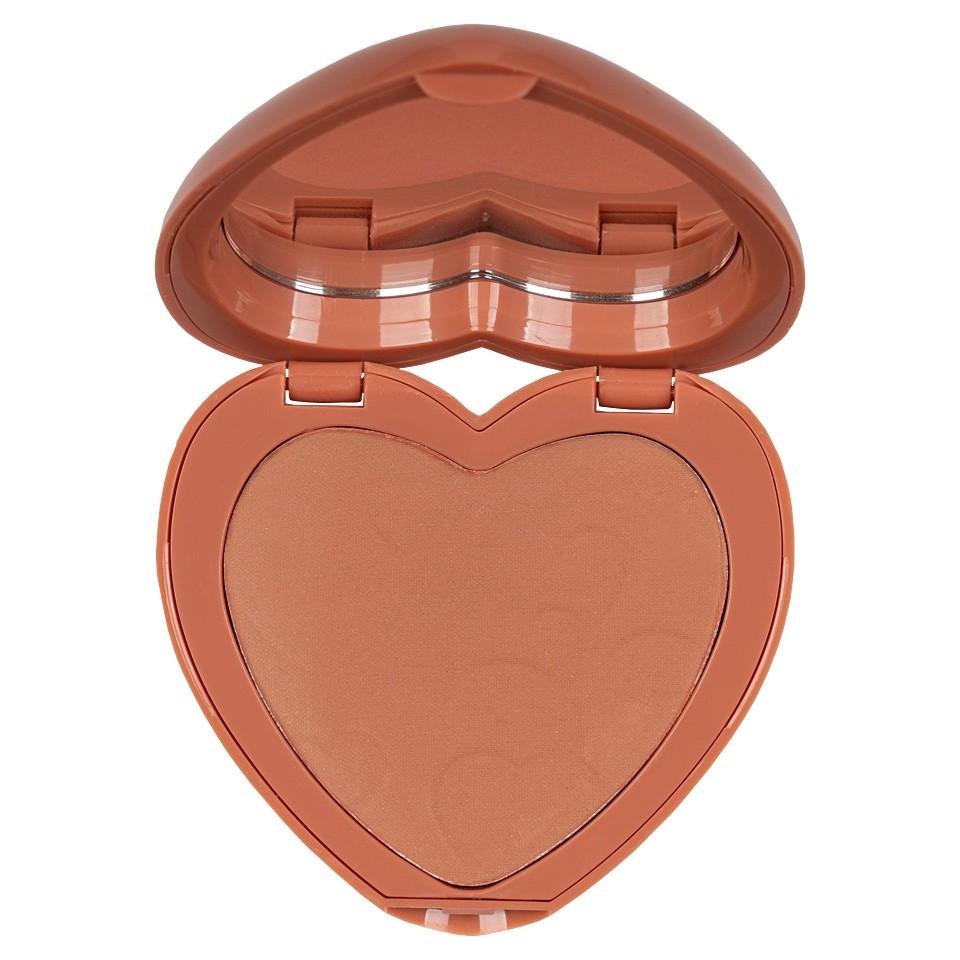 Fard de obraz cu oglinda Sweet Heart Kiss Beauty #04 pensulemachiaj.ro