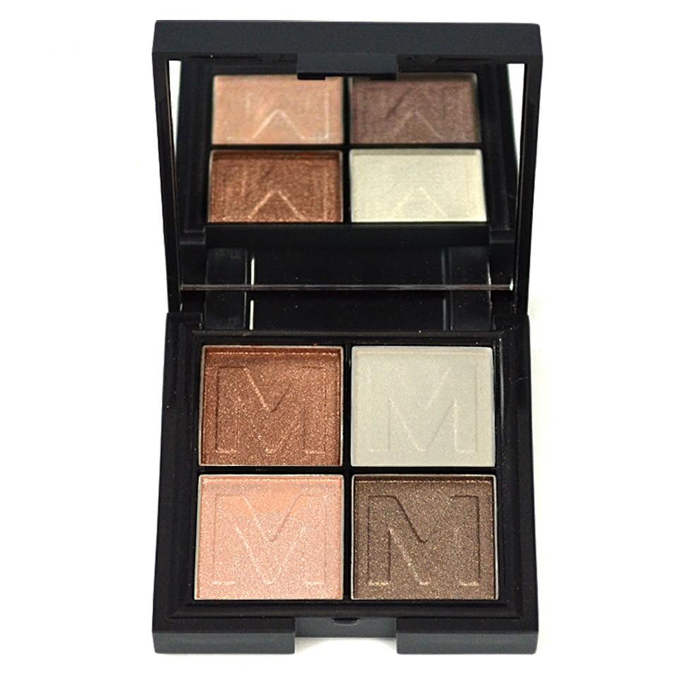 Fard de Ochi My Boon Bronze 4 in 1 #04, cu oglinda incorporata, Premium Edition imagine produs