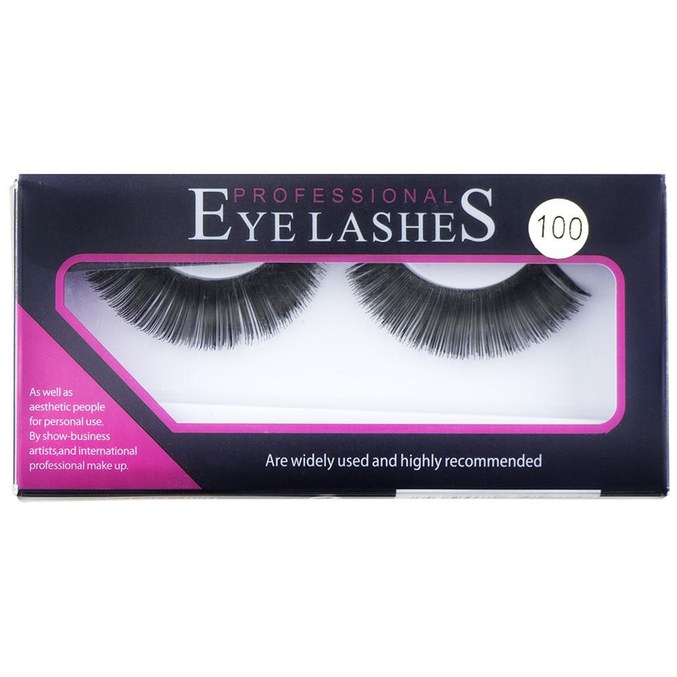 Gene False Banda Eyelash 100 imagine