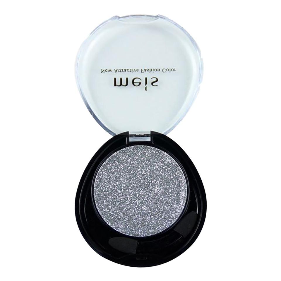 Glitter Ochi Pulbere #02 Meis - Silver Glow poza