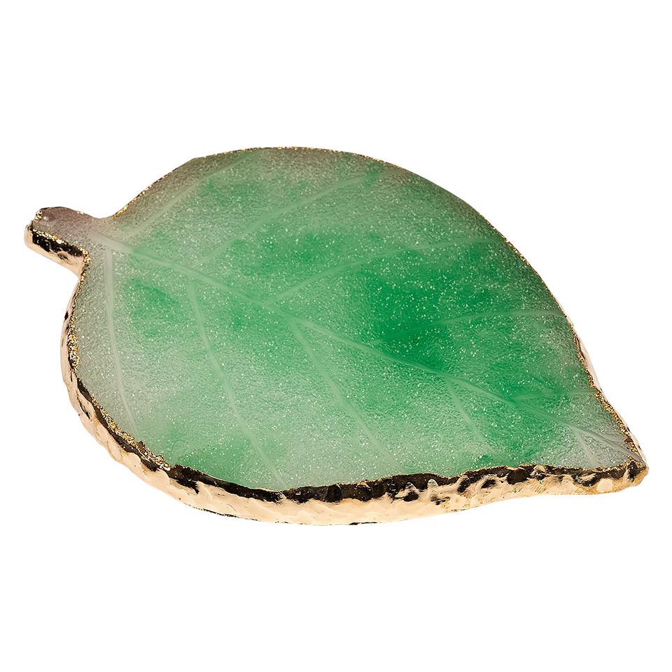 Paleta Mixare Fond de Ten si Adeziv Jad, Green Leaf imagine produs