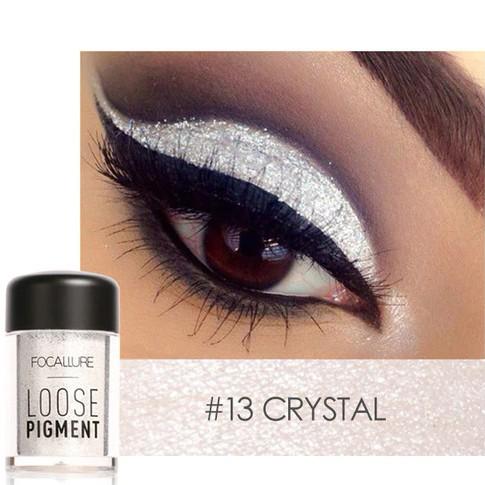 Pigment Machiaj Ochi Focallure Crystal 13