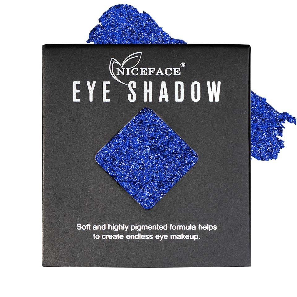 Sclipici ochi pulbere compacta NiceFace Precious Glam #08 poza