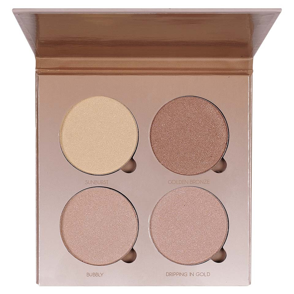 Trusa Blush & Bronzer 4 Culori - That Glow Kit