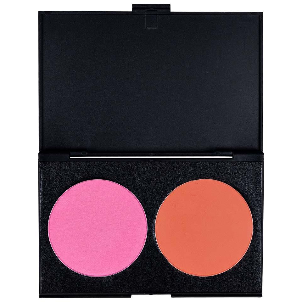 Trusa Blush & Pudra fata 2 culori Fraulein38 Peach N Pitch #02 imagine