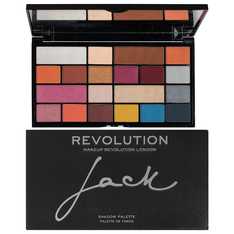 Trusa Farduri MakeUp Revolution Flawless Jack imagine produs