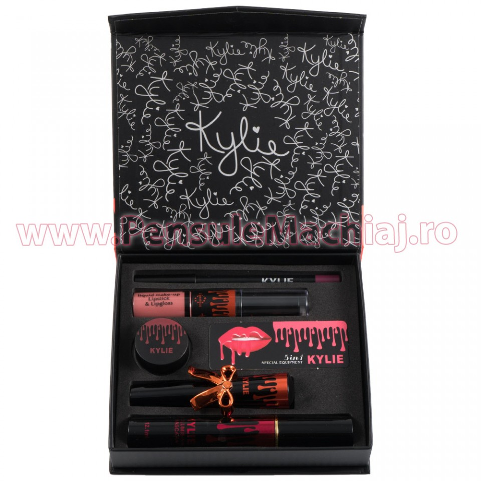 Set Ruj Lichid Mat Sandy Tan Special Edition