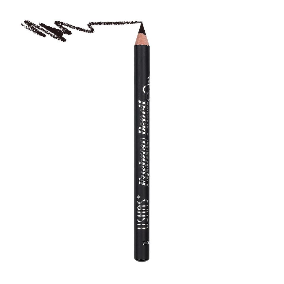 Creion Sprancene cu perie Ushas #02 pensulemachiaj.ro