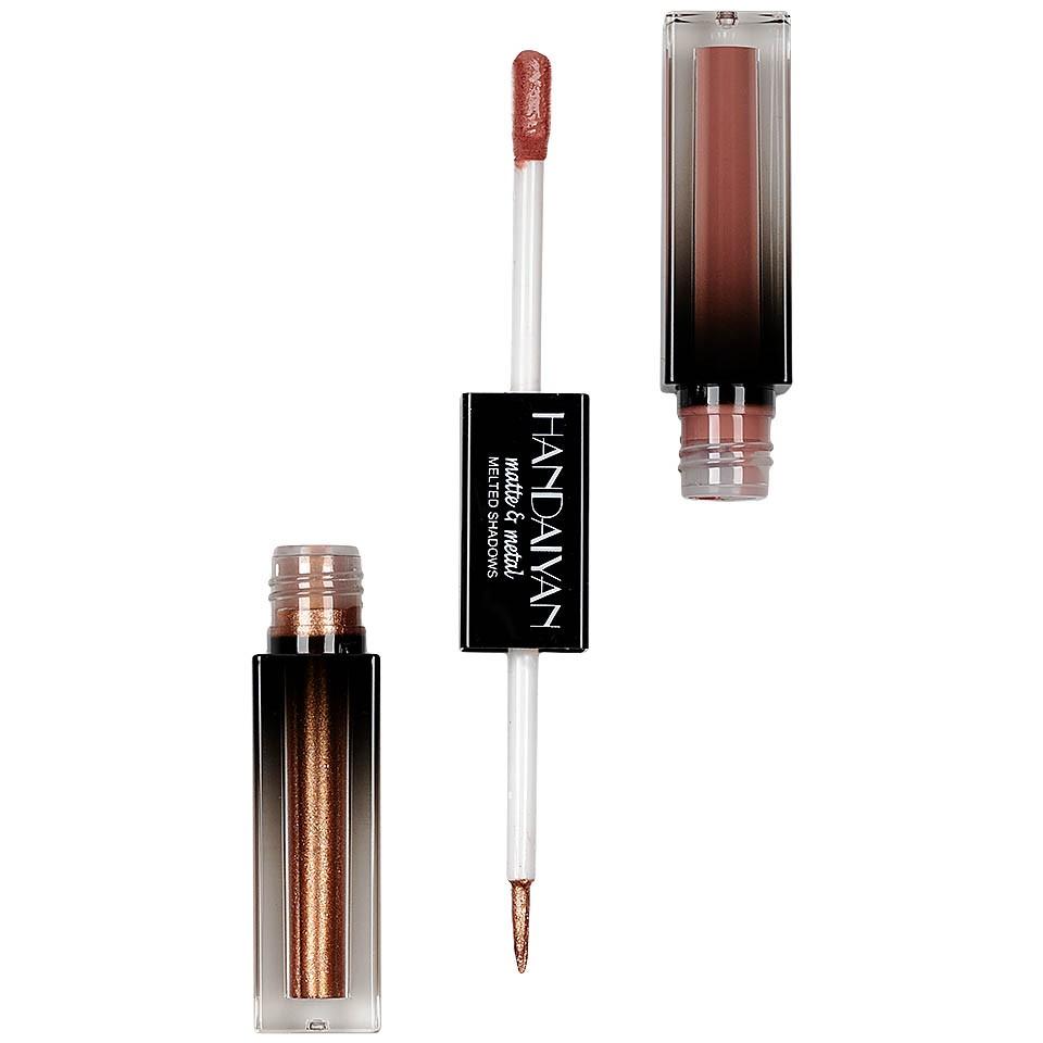 Fard Pleoape Lichid cu Eyeliner 2 in 1 Handaiyan Color Me #01 imagine produs