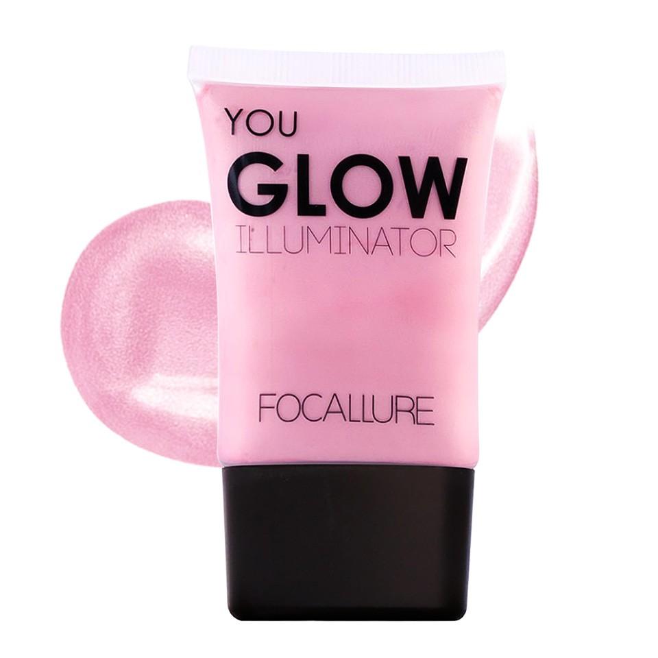 Iluminator Lichid Focallure You Glow Gleam imagine produs