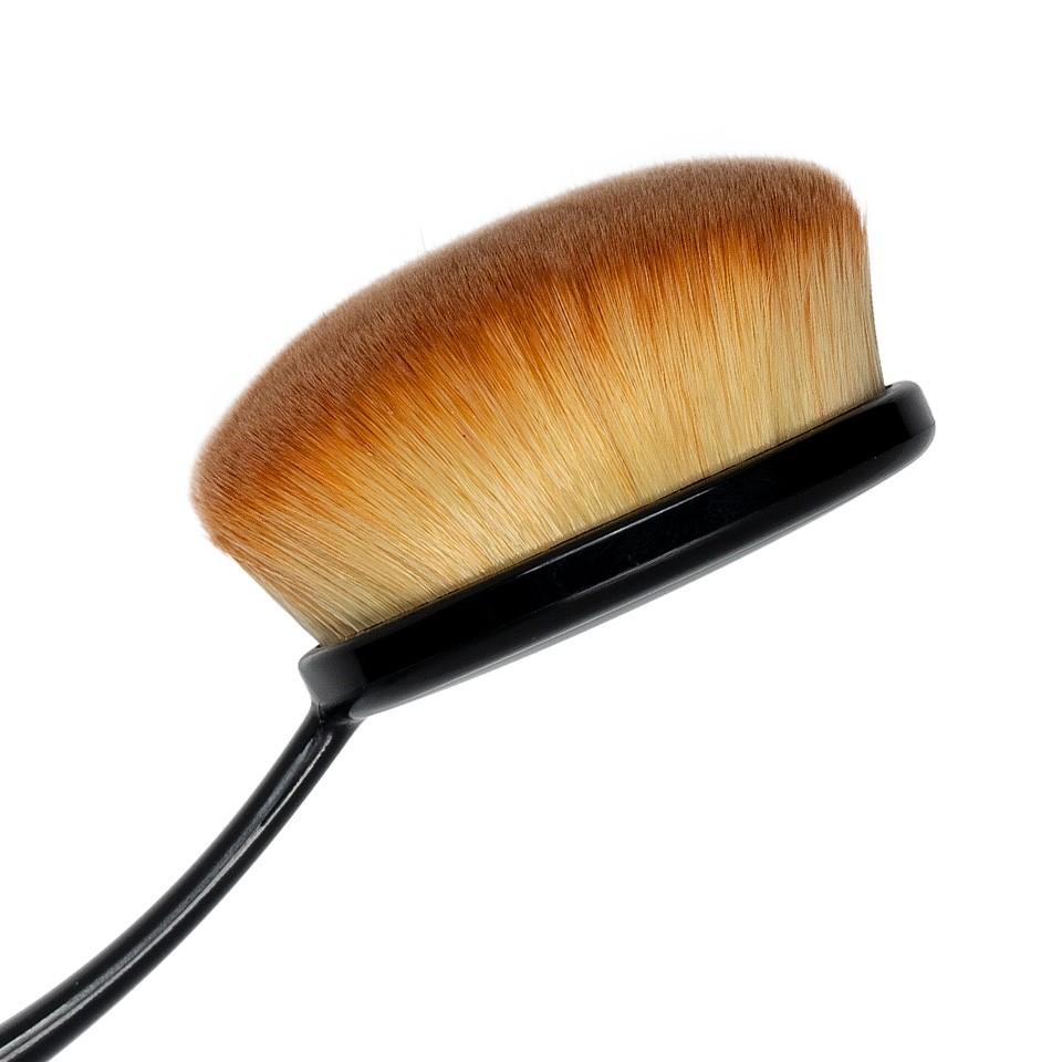 Pensula Machiaj Fond De Ten & Blending Nr. 1 - Beauty Make-up
