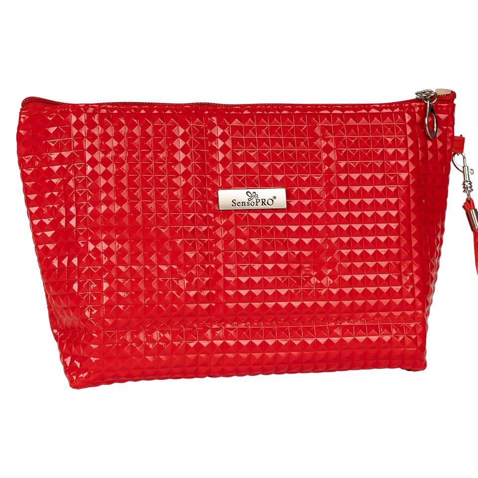 Portfard Cosmetice SensoPRO, Charming Red imagine produs