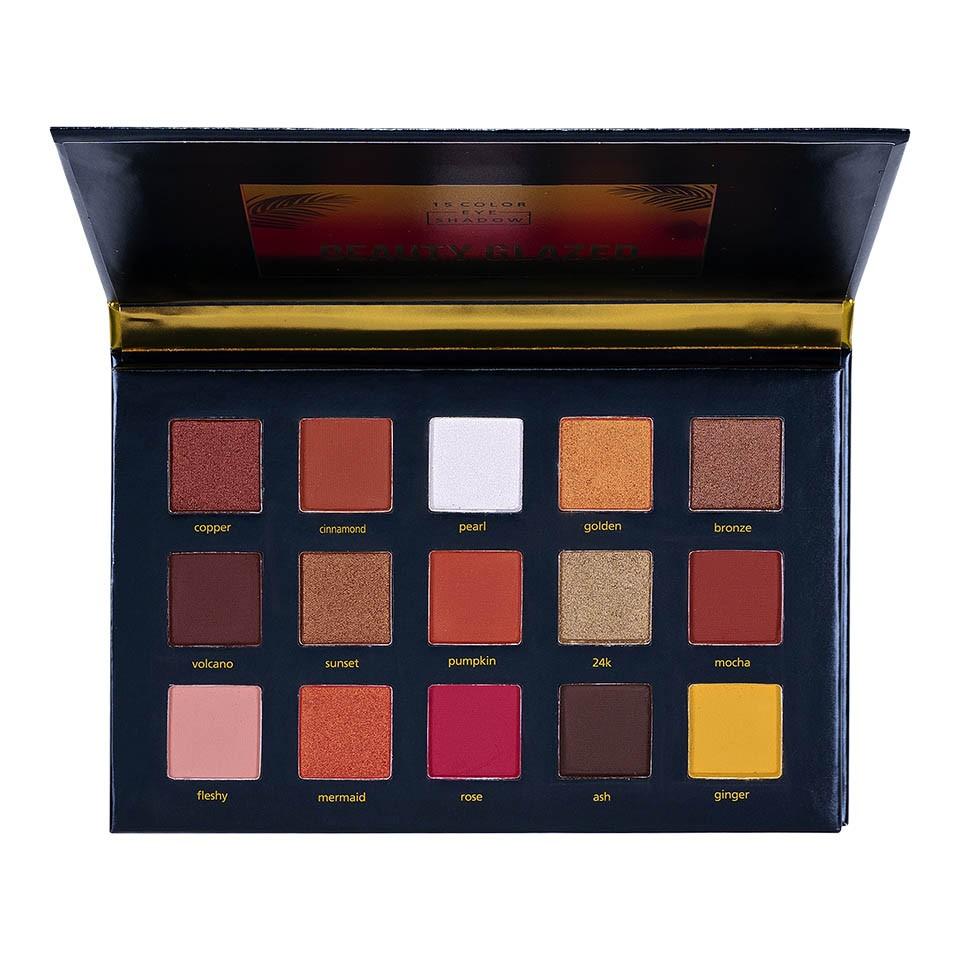 Trusa Farduri Beauty Glazed Sunset Dusk Special Edition