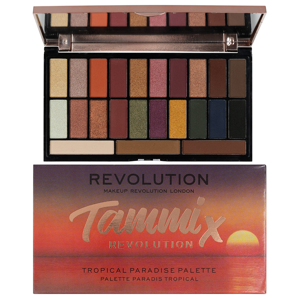 Trusa Farduri MakeUp Revolution Tammix imagine produs