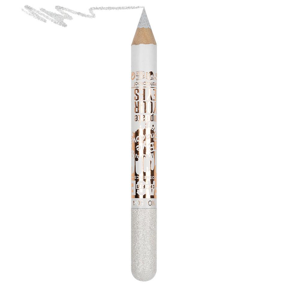 Creion Contur Ochi Colorat cu Sclipici, Waterproof #504 pensulemachiaj.ro