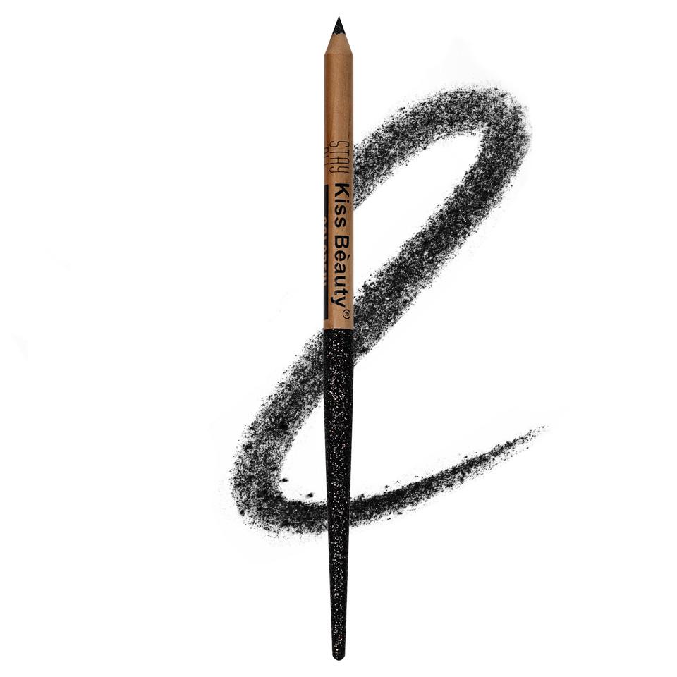 Creion Contur Ochi Kiss Beauty Stay All Day #12 pensulemachiaj.ro