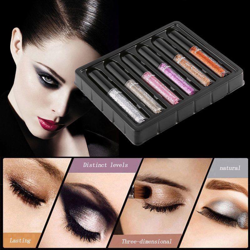 Set eyeliner colorat
