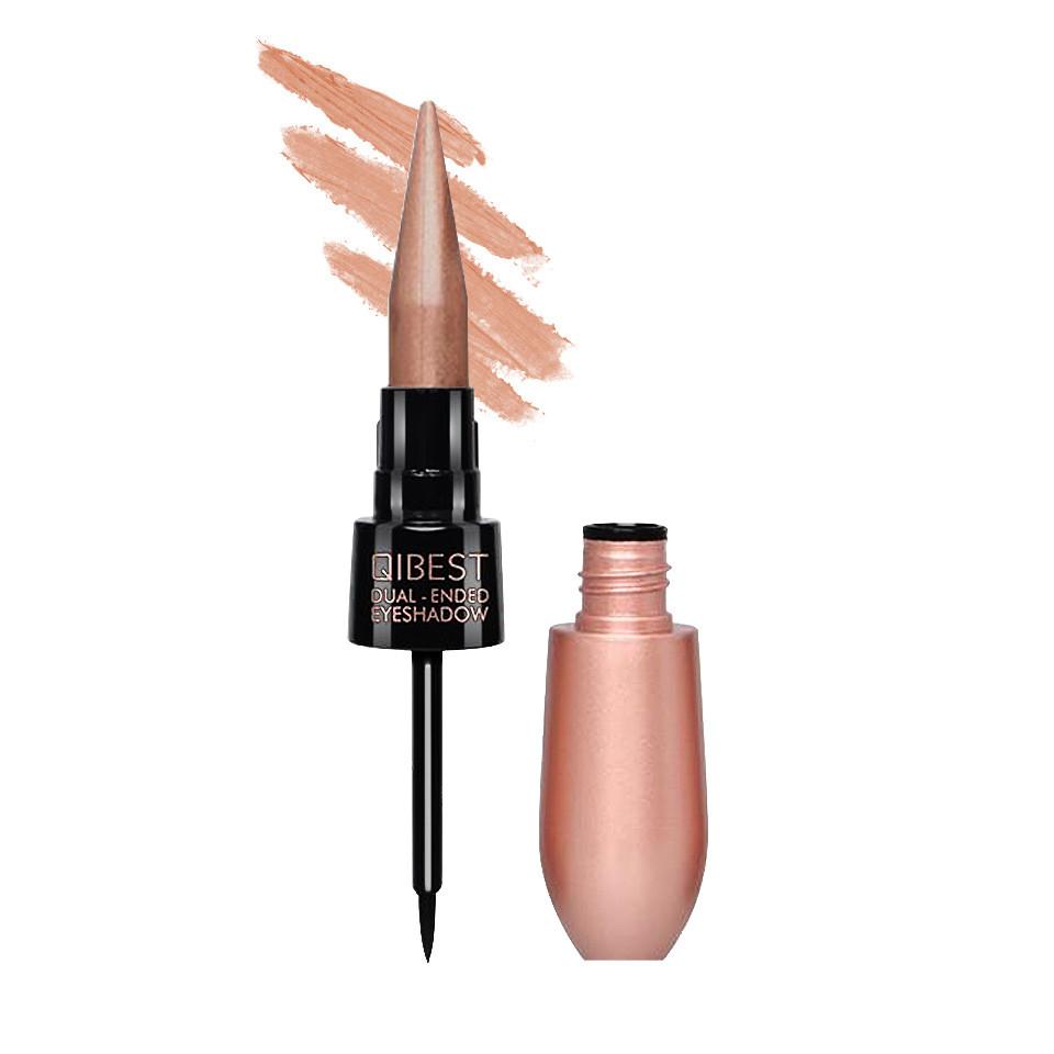 Fard Pleoape cremos 2 in 1 cu Eyeliner inclus Supreme Gold #01 imagine produs