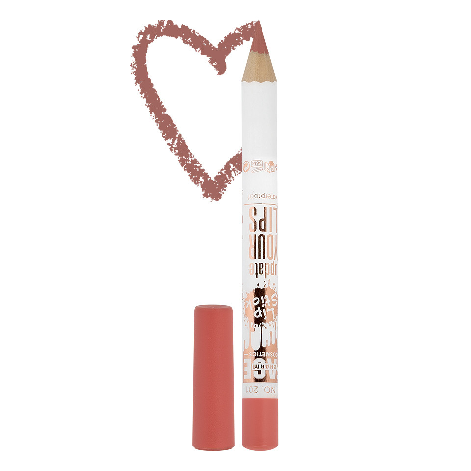 Ruj Creion Face Charm Cosmetics #201 pensulemachiaj.ro